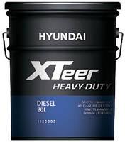 Масло моторное Hyundai XTeer Heavy Duty 15W40