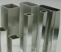 Труба н/ж 15х15х1,2 профильная  матовая AISI 304