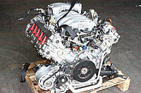 Двигатель  Audi A8 S8 quattro, 5.2 2006-2010 тип мотора BSM