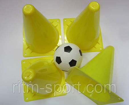 Фішки спортивні набір 4 шт (висота 17,5 см ), фото 2