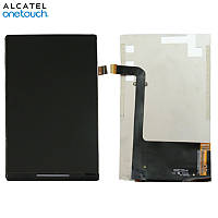 Дисплей (LCD) для Alcatel One Touch 8000 Scribe Easy, оригинальный