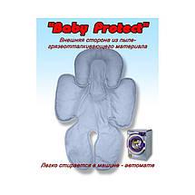 """Защитная подкладка """"Baby Protect"""" (разные цвета)  (Скидка на доставку Новой почтой - 25%), фото 3"""