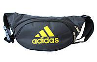 Спортивна сумка бананка в стилі Adidas (501)