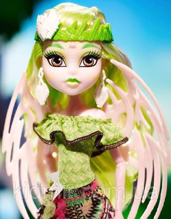 Кукла Monster High Бэтси Кларо (Batsy Claro) Брэнд-Бу Студенты Монстер Хай Школа монстров