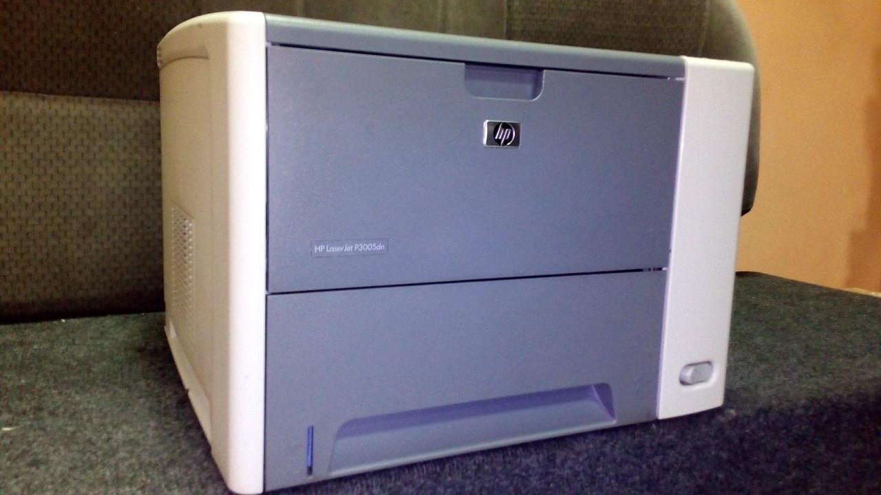 Принтер HP LaserJet P3005 dn