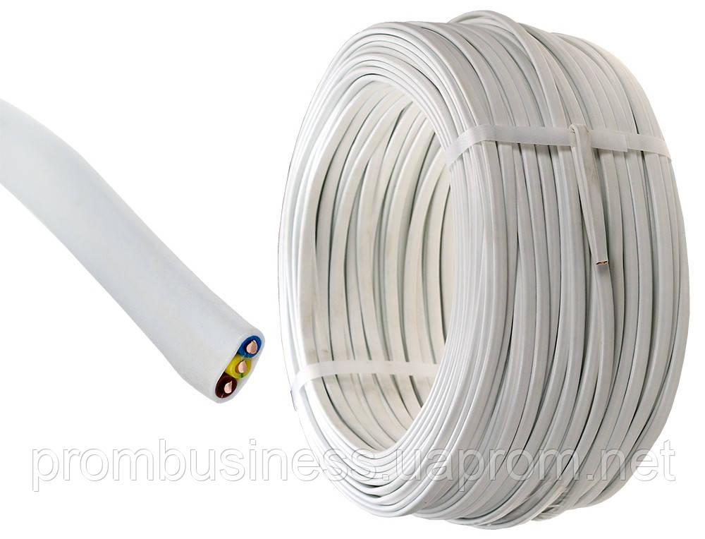 Провод ВВГп нг 3х1,5  ПРЕМИУМ кабель ГОСТ