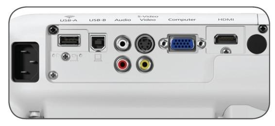 Портативный проектор Epson