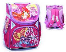 """Рюкзак шк.каркасн.""""CLASS"""" 9611 """"Fairy Rosie"""" 2від."""