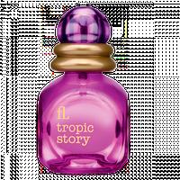 ТУАЛЕТНАЯ ВОДА TROPIC STORY Faberlic(Фаберлик) для женщин 30 мл