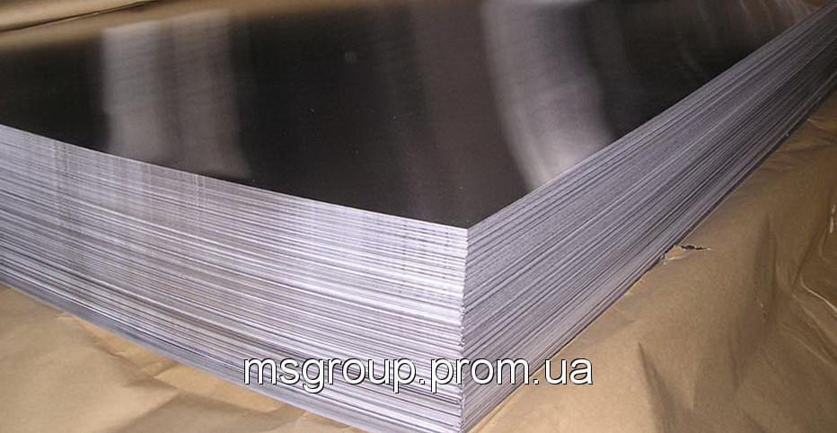 Лист нержавіючий сталевий 2 2,5 AISI 430 50 32 16 20 придбати нержавійка жароміцної сталі ціна