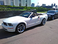 Аренда кабриолета Ford Mustang, фото 1