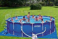 Каркасный бассейн   Intex 28252 (549*122 см)