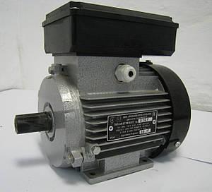 Электродвигатель однофазный от 0,55 до 1,5кВт 1500 об/мин АИЕ 71 А4 У2