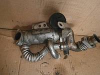 Охладитель выхлопних газов Renault Trafic 2.5 dci 07->10 Оригинал б\у