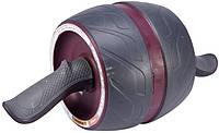 Ролик для пресса LiveUp Exercise Wheel (LS9416), фото 1