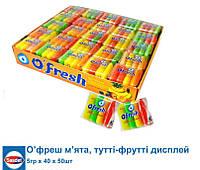 Жевательная резинка O`Fresh 50 шт Saadet, фото 1