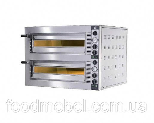 Печь для пиццы Cuppone TIEPOLO TP635L/2CM