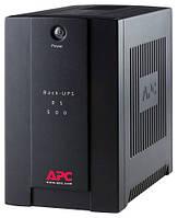 Источник бесперебойного питания APC by Schneider Electric Back-UPS RS 500VA4.0