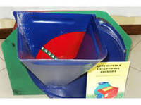 Корморезка ручная дисковая г. Винница(под двигатель)