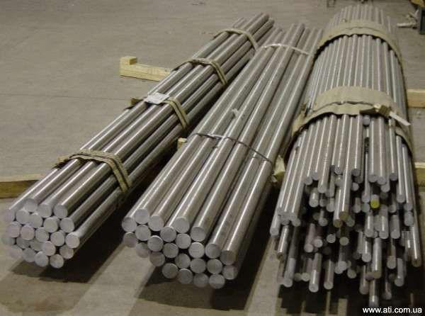 Титановый круг ВТ1-0 ф30мм ОСТ 1-90173-75   ГОСТ цена купить доставка