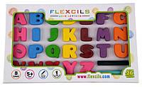 Буквы-карандаши + стирательная резинка
