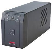 Источник бесперебойного питания APC by Schneider Electric Smart-UPS SC 420VA 230V