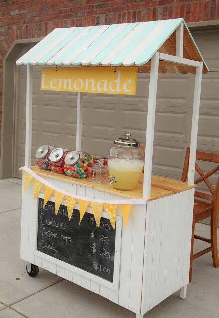 Лимонадный бар на Вашем празднике