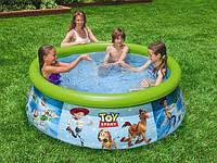 Надувной бассейн INTEX 54400 (183*51см)