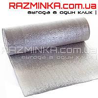 Вспененный полиэтилен фольгированный с двух сторон 5мм