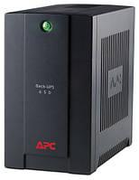 Источник бесперебойного питания APC by Schneider Electric Back-UPS 650VA