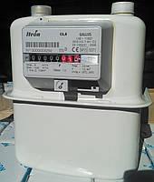 """Счётчик природного газа мембранный """"Gallus"""" G 1.6 Dn20 Itron Actaris (Франция)"""