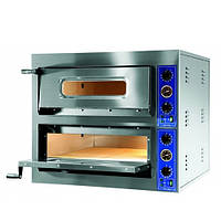 Печь для пиццы GGF ES 4+4 двухкамерная