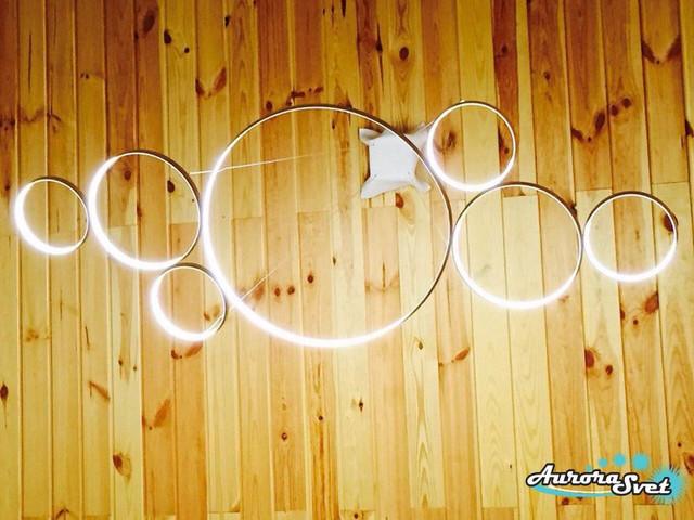 Подвесной декоративный светильник
