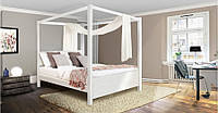 Кровать Тайли. Вариация на тему кровати с балдахином . Особенно красиво в белом цвете., фото 1