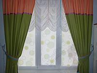 Рулонные шторы на окна фестиваль