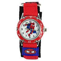 Часы для мальчика человек-паук