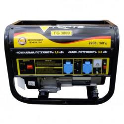 Газобензиновый генератор FORTE FG LPG 3800