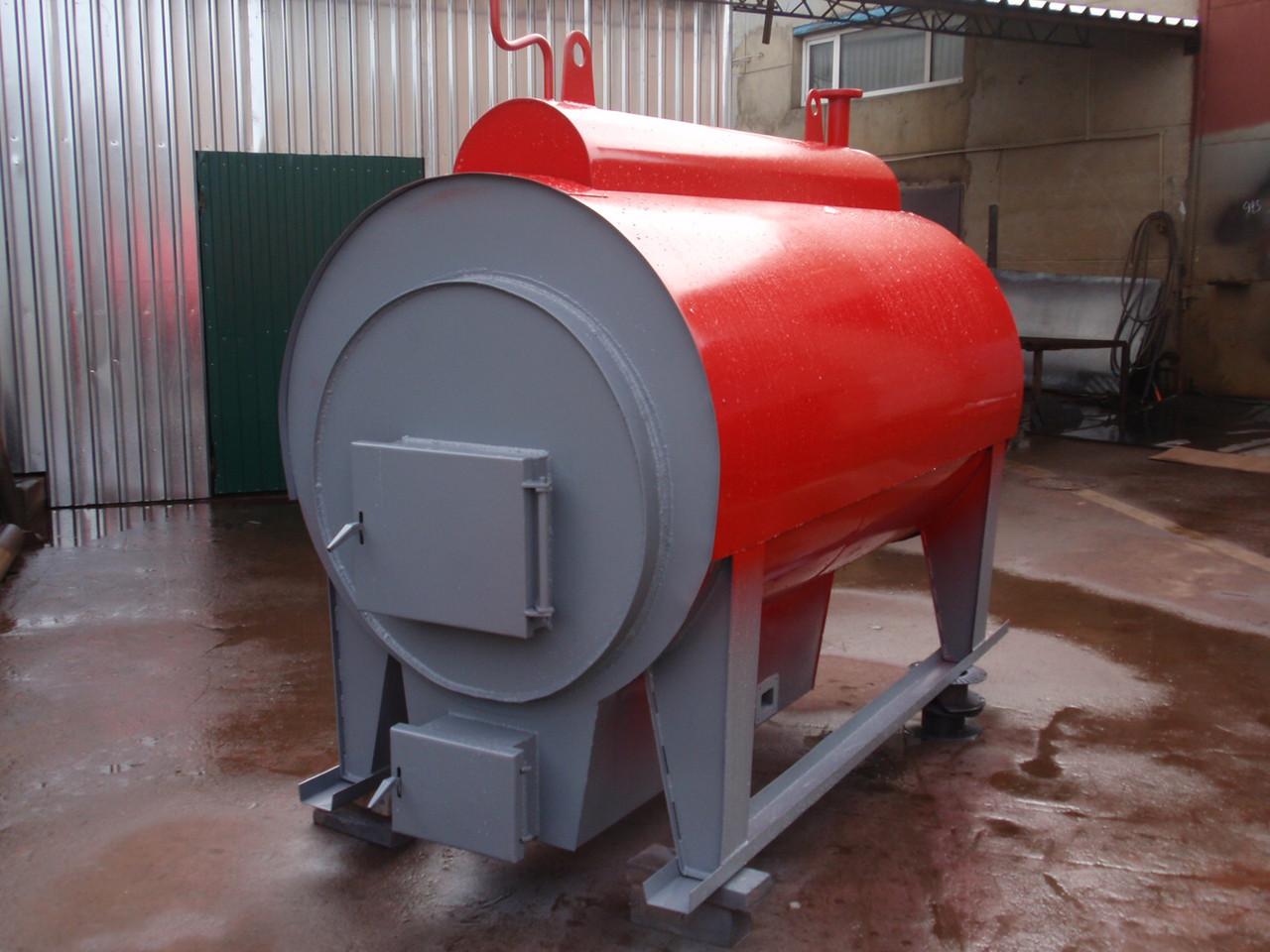 Паровой котел КТВа 300 кг/пара (твердое топливо)
