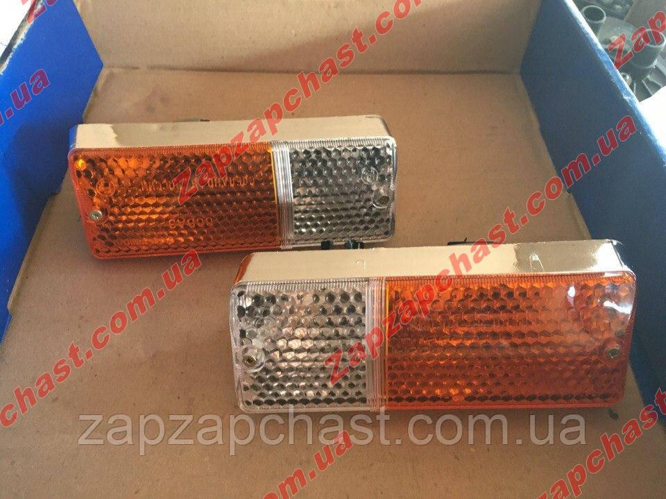 Подфарники ваз 2103 2106 корпус хром 2106-3712010