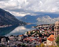 Автобусный тур в Черногорию  с отдыхом на море.Балканский мегатур.