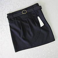 Юбка для девочек 6-12 лет. Турция. Юбки и сарафаны , школьная форма, юбка школьная, фото 1