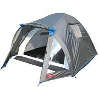 Двухслойная двухместная палатка Coleman 3006 с москитной сеткой