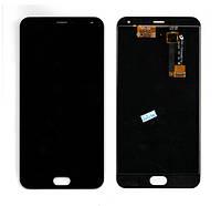 Модуль (сенсор+экран) MeiZu M2 Note Black