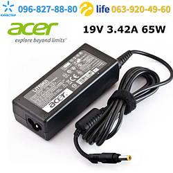 Купить зарядное устройство acer 19v 3.42a 65w 5.5*1.7