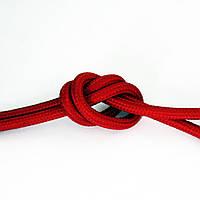 Провод в тканевой оплетке (красный) new collection