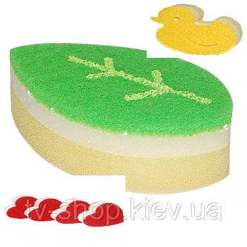 Кухонные губки Flex (3 вида)