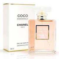 Парфюмированая вода женская Chanel Coco Mademoiselle 100 ml(шанель коко мадмуазель)