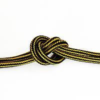 Провод в тканевой оплетке (жёлто-чёрный) new collection