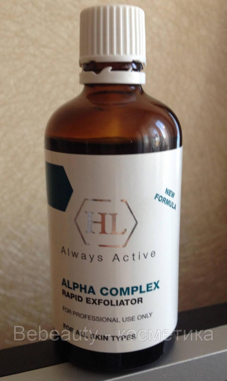 Holy Land Alpha Complex Rapid Exfoliator - Химический Пилинг 12% Холи Ленд, 200 мл
