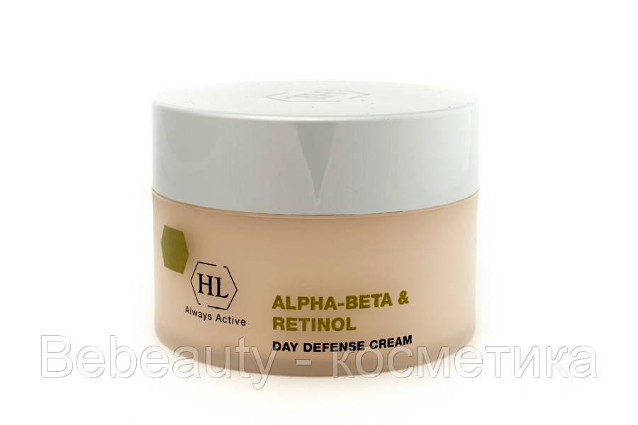 Holy Land Alpha-Beta & Retinol Day Defense Cream Spf 30 - Дневной Защитный Крем Холи Ленд, 250 мл